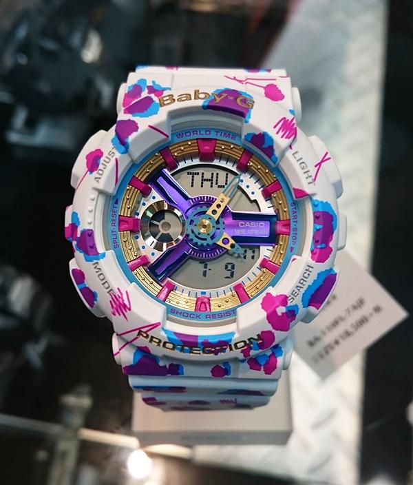Casio Baby G – Dòng đồng hồ điện tử trẻ em cho tuổi teen siêu bền