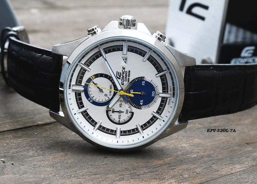 Những mẫu đồng hồ Casio thể thao dây da nào được phái mạnh săn lùng?